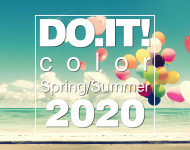 DO.IT! Color Forecast S/S 2020  for Fashion + Interiors