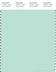 PANTONE SMART 12-5808X Color Swatch Card, Honeydew