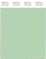 PANTONE SMART 13-0116X Color Swatch Card, Pastel Green