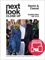 Next Look Close Up  Women Denim + Casual Subscription - (DIGITAL VERSION)