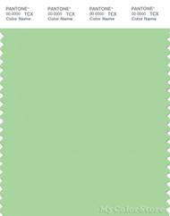 PANTONE SMART 13-0221X Color Swatch Card, Pistachio Green