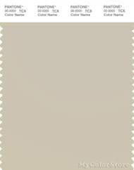 PANTONE SMART 13-0401X Color Swatch Card, Oatmeal