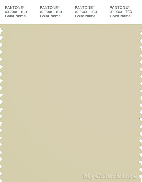 PANTONE SMART 13-0513X Color Swatch Card, Frozen Dew