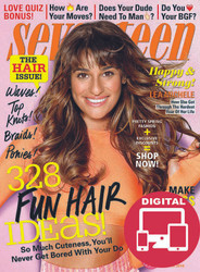 Seventeen Magazine Subscription (US) - DIGITAL EDITION