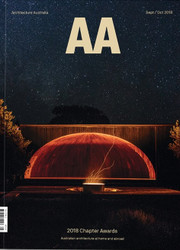 Architect Magazine Subscription (Australia)  - 6 issues/yr. Via Air