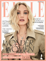 Elle Magazine Subscription (Australia) - 12 issues/yr. Via Air