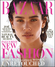 Harper's Bazaar Magazine Subscription (Japan) - 12 issues/yr.