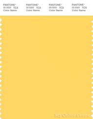 PANTONE SMART 13-0850X Color Swatch Card, Aspen Gold