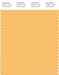 PANTONE SMART 13-0939X Color Swatch Card, Golden Cream