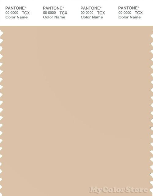 Top PANTONE SMART 13-1011 TCX Color Swatch Card, Ivory Cream LK58