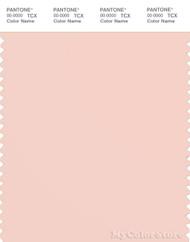 PANTONE SMART 13-1406X Color Swatch Card, Cloud Pink