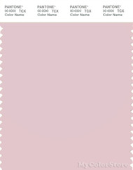 PANTONE SMART 13-2803X Color Swatch Card, Pale Lilac