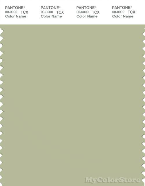 PANTONE SMART 14-0216X Color Swatch Card, Lint