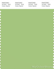 PANTONE SMART 14-0226X Color Swatch Card, Opaline Green