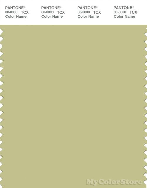 PANTONE SMART 14-0425X Color Swatch Card, Beechnut