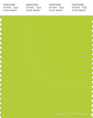 PANTONE SMART 14-0446X Color Swatch Card, Tender Shoots