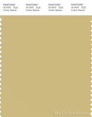 PANTONE SMART 14-0626X Color Swatch Card, Dried Moss