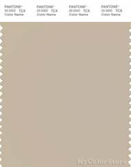 PANTONE SMART 14-0708X Color Swatch Card, Cement