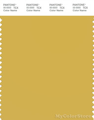 PANTONE SMART 14-0740X Color Swatch Card, Bamboo