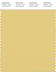 PANTONE SMART 14-0827X Color Swatch Card, Dusky Citron