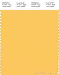 PANTONE SMART 14-0851X Color Swatch Card, Samoan Sun