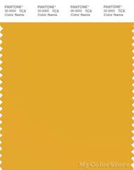 PANTONE SMART 14-0951X Color Swatch Card, Golden Rod