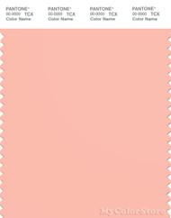 PANTONE SMART 14-1418X Color Swatch Card, Peach Melba