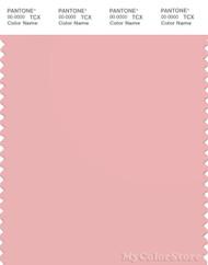 PANTONE SMART 14-1511X Color Swatch Card, Powder Pink