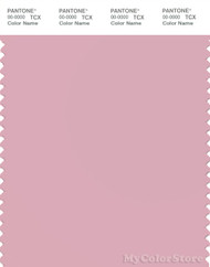 PANTONE SMART 14-2305X Color Swatch Card, Pink Nectar