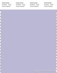 PANTONE SMART 14-3911X Color Swatch Card, Purple Heather