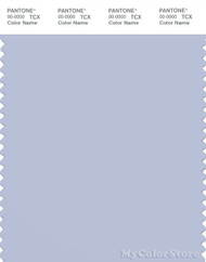PANTONE SMART 14-3949X Color Swatch Card, Xenon Blue