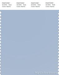PANTONE SMART 14-4115X Color Swatch Card, Cashmere Blue