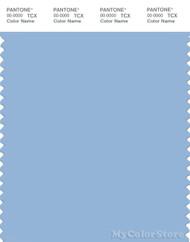 PANTONE SMART 14-4121X Color Swatch Card, Blue Bell