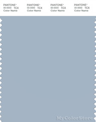 PANTONE SMART 14-4210X Color Swatch Card, Celestial Blue