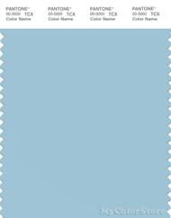 PANTONE SMART 14-4313X Color Swatch Card, Aquamarine