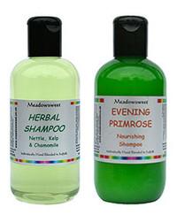 Meadowsweet Shampoos (250ml)