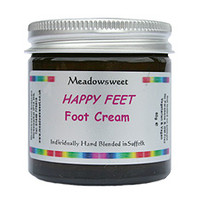 Meadowsweet Happy Feet Foot Cream (60g)