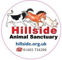 Hillside Car Sticker