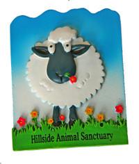 Hillside Sheep Magnet
