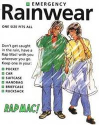 Emergency Rainwear