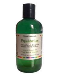 Meadowsweet Equilibrium Shower Gel, Foam Bath and Shampoo (250ml)
