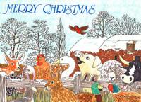 Hillside Fun Christmas Cards