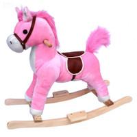 Neighing Rocking Horse (Pink)