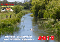 2019 Hillside Norfolk Countryside Calendar