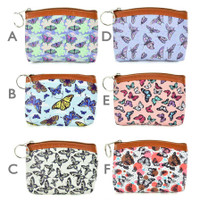 Butterfly Design Coin Purse