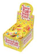 Super Fun Penis Candy Display Carton