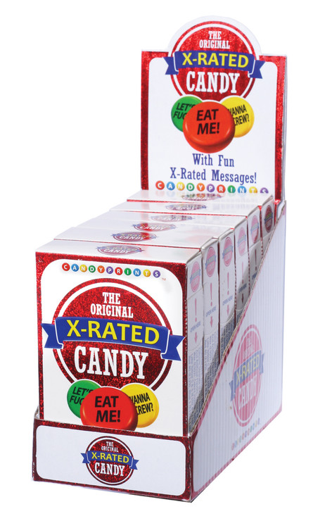 X-Rated Candy 6 pack