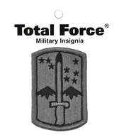 ACU 172nd Infantry Brigade Patch