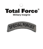 ACU Special Forces Tab Patch