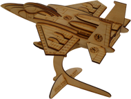 F15 Laser Cut Model Kit